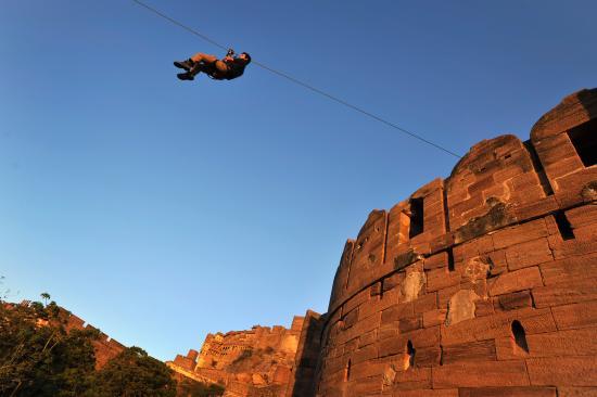 Jodhpur ziplining