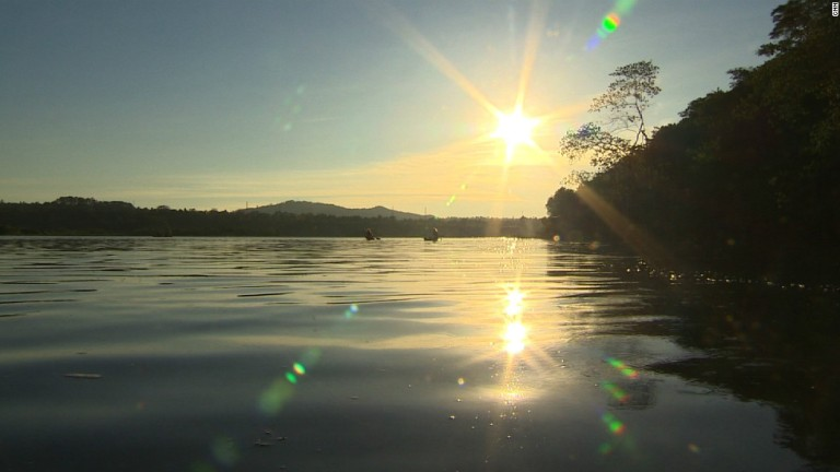 KENYA 10 - Lake Victoria