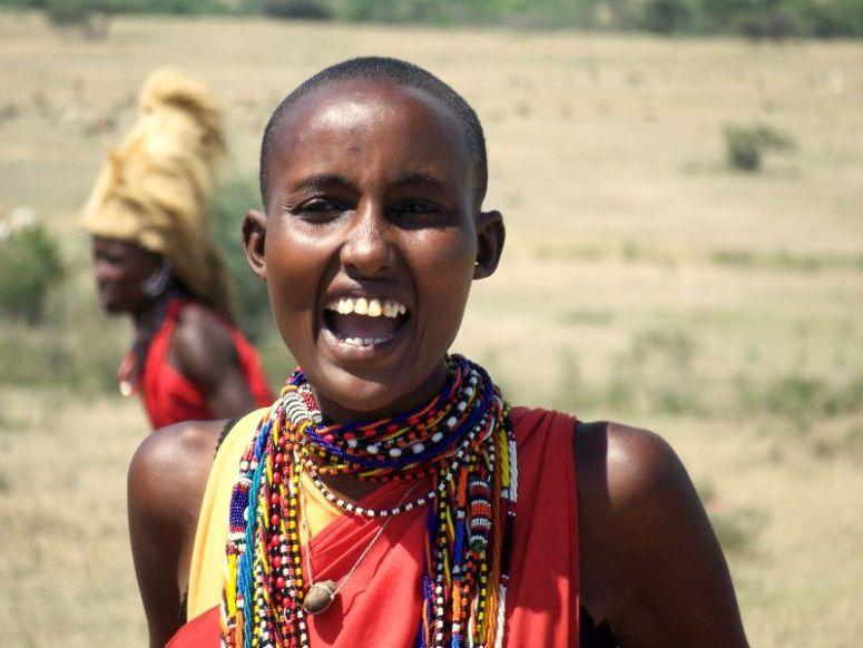 KENYA 4 - Masai_woman