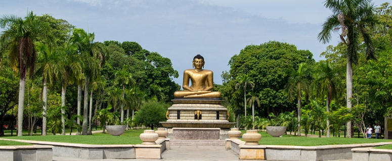Colombo - Cinnamon Gardens