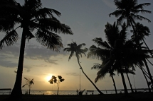 WIYOTravel_Coconut Lagoon, Kumarakom - Sunset1